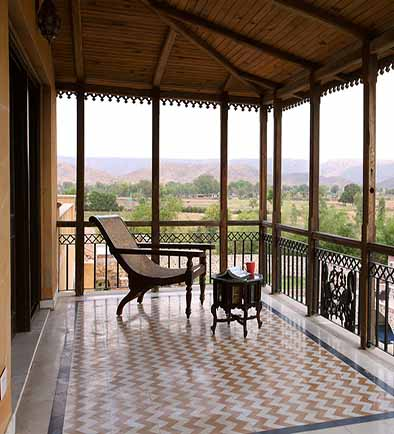 One of the best luxury hotels in Ranthambore / One of the best luxury resorts in Ranthambore